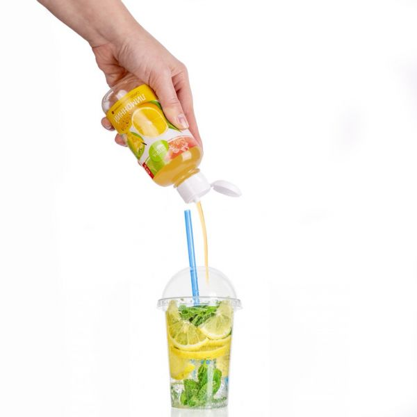 Сироп Стевия без сахара «Лимон»