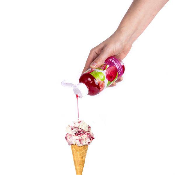 Сироп Стевия без сахара «Малина»